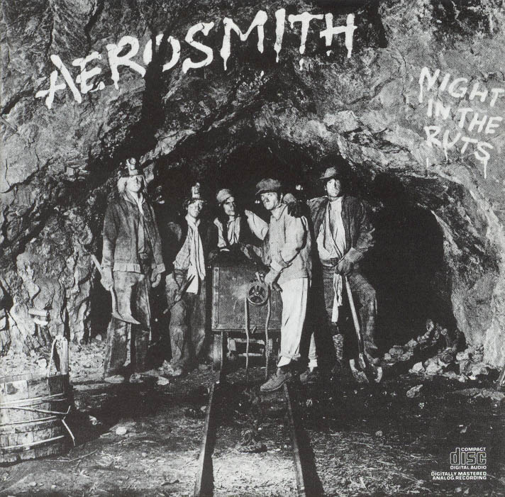 Aerosmith: Remember (Walking in the Sand)