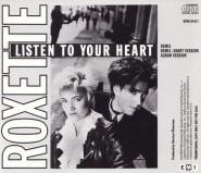 Roxette - Listen to Your Heart (Single)