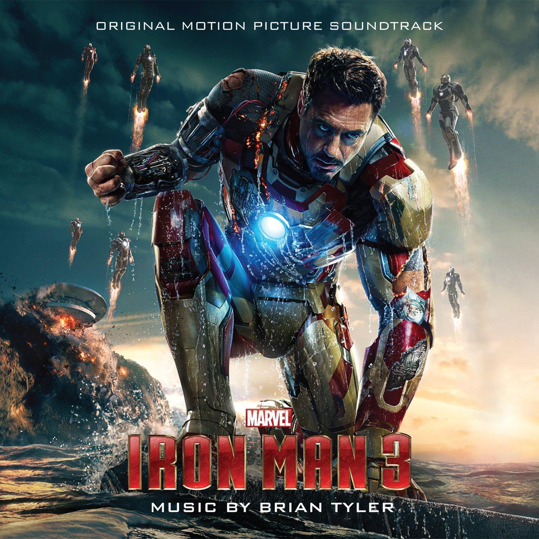 钢铁侠3 Brian Tyler《Iron Man 3 (Original Motion Picture Soundtrack)》配乐部分