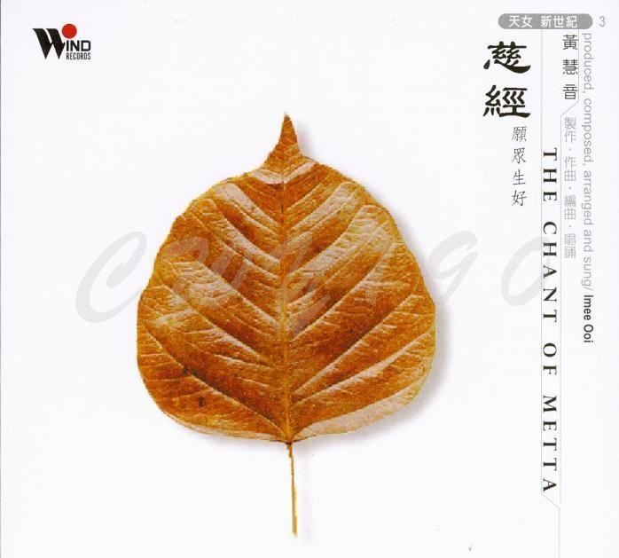 【数码影音】慈经(天女新世纪系列 vol. 3)——黄慧音 - 山夫 - 天地有大美而不言