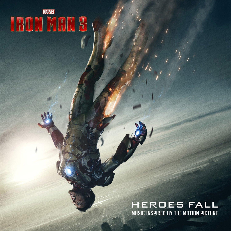 钢铁侠3 Soundtrack《Iron Man 3_ Heroes Fall (Music Inspired by the Motion Picture)》歌曲部分