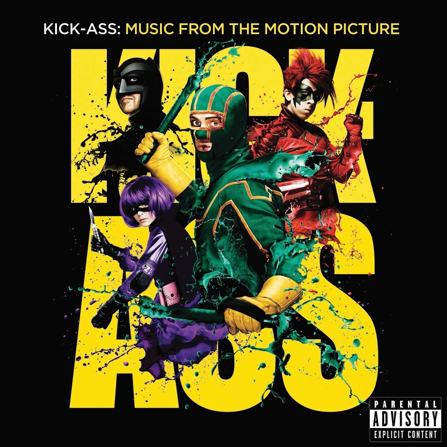 Soundtrack - Kick-Ass (Music From the Motion Picture)海扁王(2010)_mp3bst.com