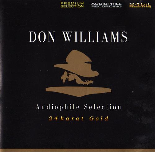 【Don Williams 唐·威廉姆斯   音乐专辑】 - 欢喜 - 南 风 园  Music