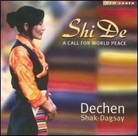 【Dechen Shak-Dagsay   音乐专辑】 - 欢喜 - 南 风 园  Music