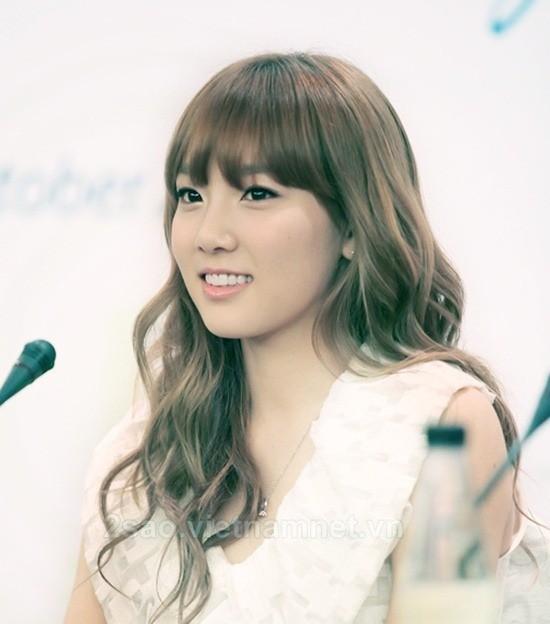 少女时代成员金泰妍的一首好听的歌曲《听得见