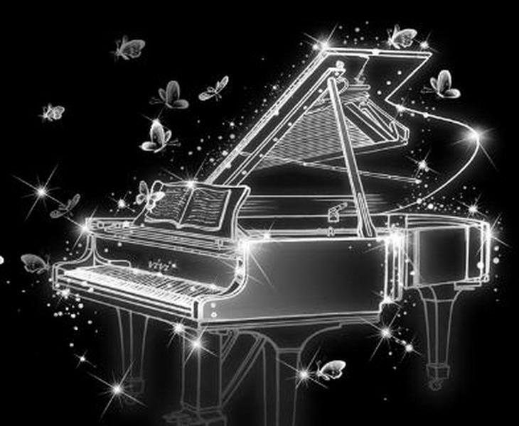 无法忘却的旋律 钢琴