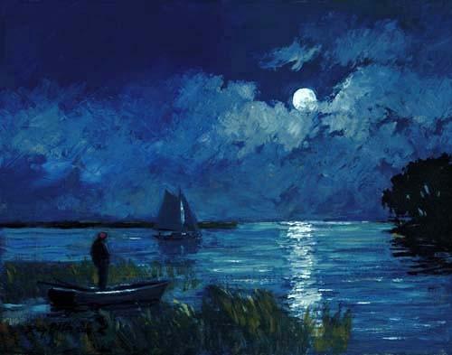 钢琴谱moon river