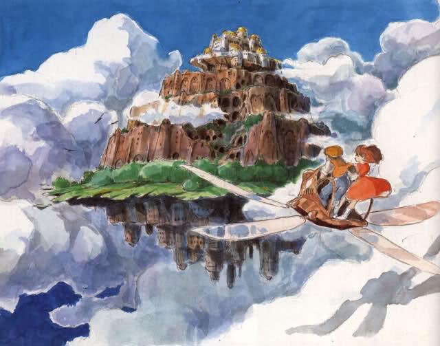 天空の城 天空之城 主题曲多个版本的纯音乐